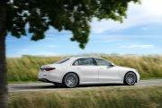 Mercedes prezentuje najnowszą S–klasę
