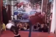 Trener wyżywał się na dzieciach. Szuka go zawodnik UFC