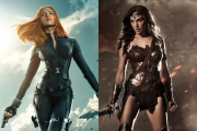 Wojna superbohaterek: Czarna Wdowa vs Wonder Woman