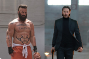 Jak aktorzy uzyskują spektakularne mięśnie? Nie stoi za tym żaden trener