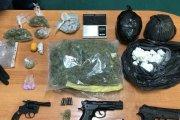 Grand theft auto: Kielce. Kradziony dostawczak, broń i narkotyki