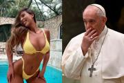 Watykan szuka grzesznika, który za papieża dał lajka erotycznej modelce