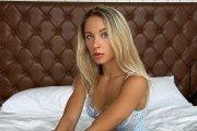 Sarah Houchens - wysportowana blondynka