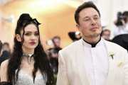 Naga partnerka Elona Muska promuje polski produkt
