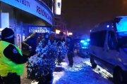Bitwa o imprezę w Rybniku. Szturm 150 policjantów na klub
