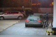 Ukradł auto, a później chciał okraść stację. Nie ujechał za daleko
