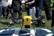 Nowy sposób na dostarczanie przesyłek. Polacy zaczęli używać... drona