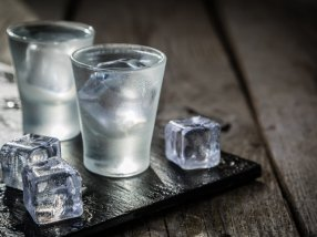 Wódka krafotowa